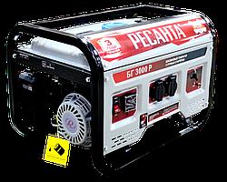 Электрогенератор БГ 3000 Р Ресанта (2,5 кВт) ручной стартер