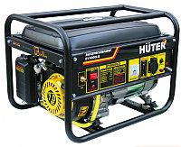 Газовый генератор 3кВт HUTER DY4000LG|  пропан-бутан, метан(природный газ)