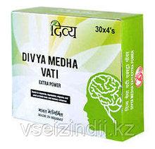 Дивья Медха Вати, тоник для улучшения работы мозга, Патанджали; Divya Medha Vati, Patanjali, 120 таб,