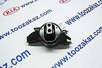 Подушка (опора) двигателя левая Hyundai Accent (Solaris) 4 (2010-2014)/Accent (Solaris) 5 (2014- )/