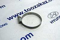 Хомут червячный для шлангов NORMA 40-60mm (с гладкой внутренней поверхностью)