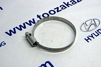 Хомут червячный для шлангов NORMA 50-70mm (с гладкой внутренней поверхностью)