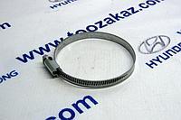 Хомут червячный для шлангов NORMA 60-80mm (с гладкой внутренней поверхностью)