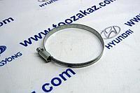 Хомут червячный для шлангов NORMA 70-90mm (с гладкой внутренней поверхностью)