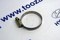 Хомут червячный для шлангов NORMA 32-50mm (с гладкой внутренней поверхностью)