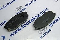 Колодки тормозные передние Hyundai Sonata 7 YF (10-15)/Tucson 2 (Ix-35) (10-13)
