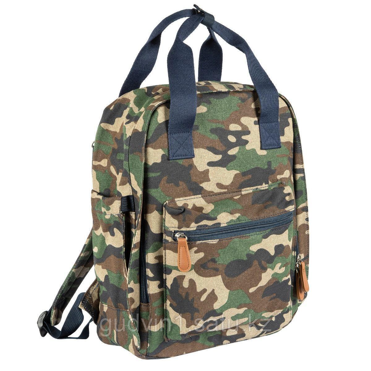 Chicco: Сумка-рюкзак для мамы хаки 1160007