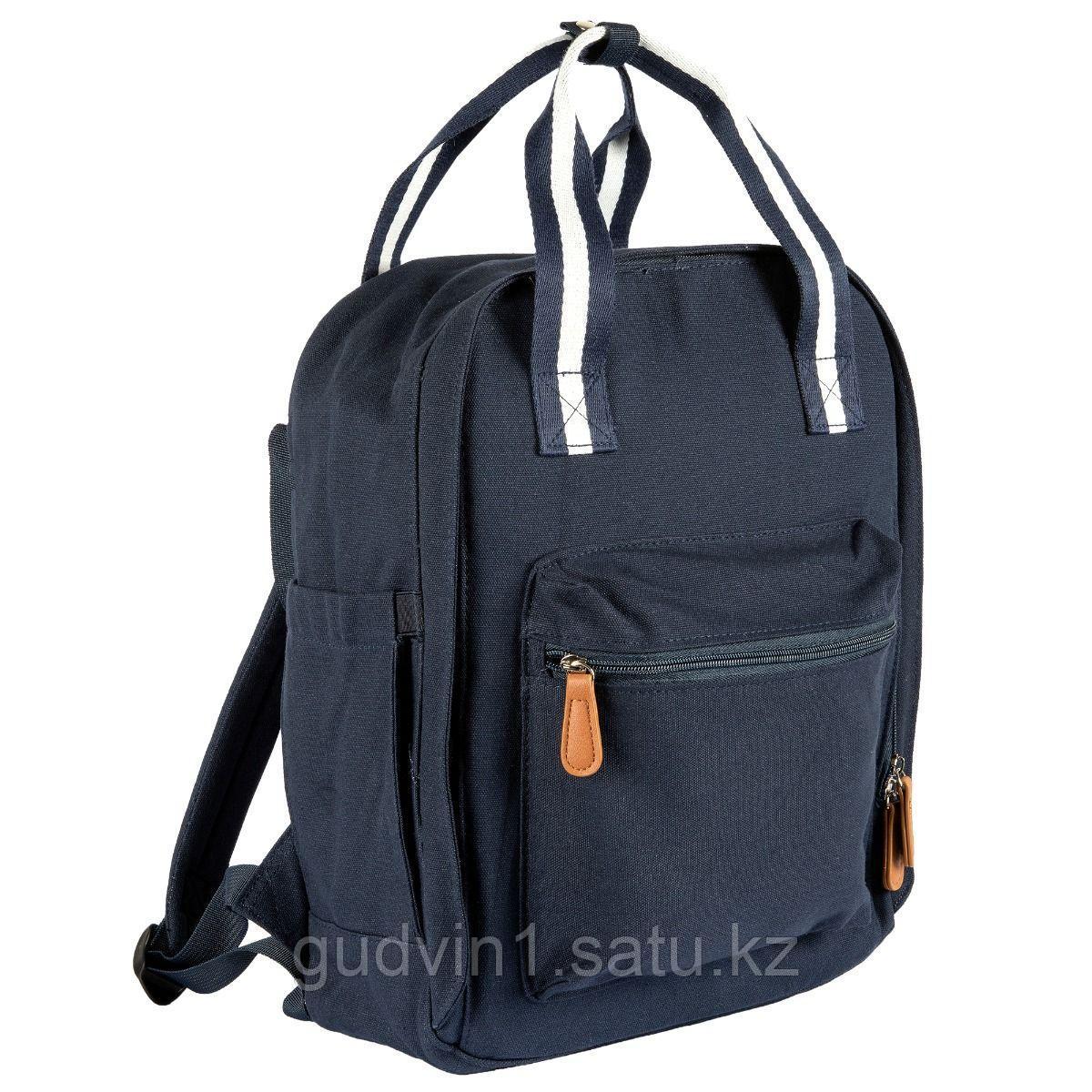 Chicco: Сумка-рюкзак для мамы синий  1160009