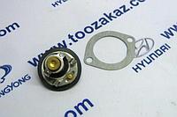 Термостат (с клапаном/аналог 0K9FC15171) Kia Sportage 1 (1993-2003) 2.0L (бензин) 82С