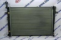 Радиатор охлаждения (основной) Hyundai Tucson 1 (2004-2010)/Sportage 2 (2004-2010) 2.0L/2.7L (MT/AT)