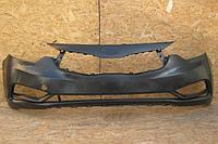 Бампер передний (без отв под парктроник/можно прорезать!!!) Kia Cerato 3 (2013-)