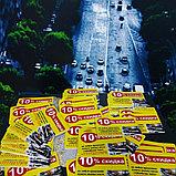 Визитки пластиковые в Алматы для компаний заказать, визитки пластиковые, фото 2