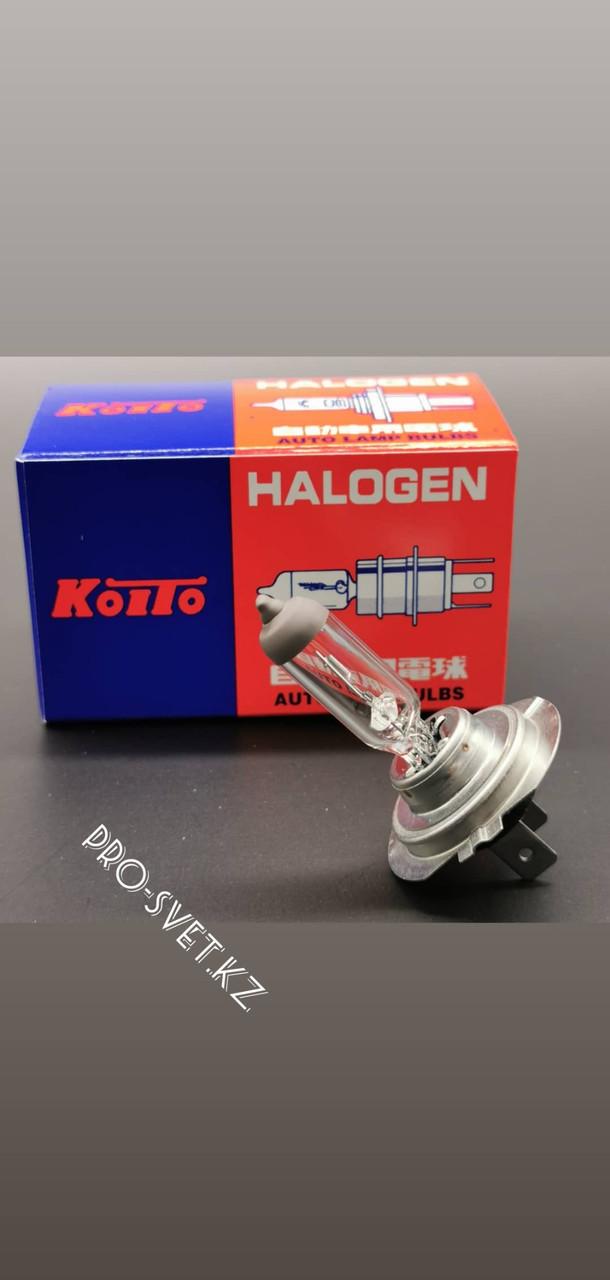 Галогеновые лампы Koito H7