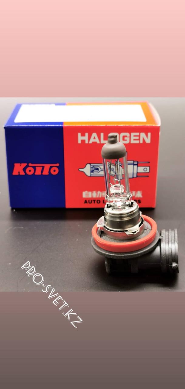 Галогеновые лампы Koito H11