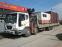 Услуги контейнеровоза