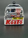 Галогеновые лампы H3 Koito WhiteBeam III 4000K, фото 2