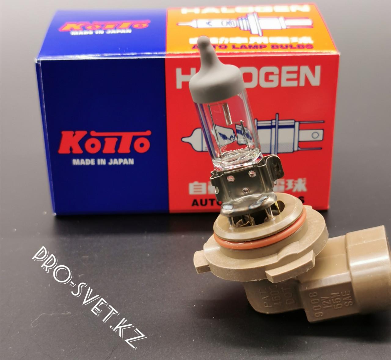 Галогеновые лампы Koito HB3 (9005)