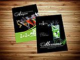 Флаер а6 двухсторонний, листовки в Алматы,печать, фото 3