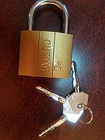 Замок навесной Gusami № 265 с крестовыми ключами (60 мм)
