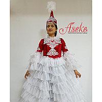 Казахское национальное платье, фото 1