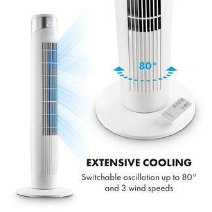 Вентилятор 6 скоростей, дистанционное управление, фото 2