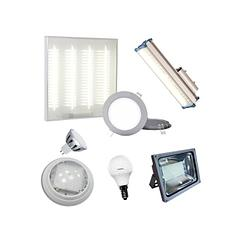 Светодиодная продукция- Светильники, Прожектора, Лампы