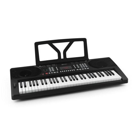Синтезатор Schubert Etude 300 61 клавиша 300 голосов 300 ритмов 50 демонстраций черного цвета