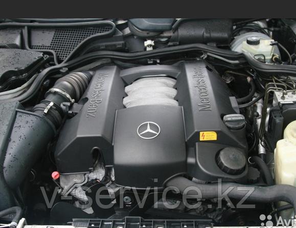 Замена маслаков 112 мотор, замена маслосъемных колпачков 112 мотор