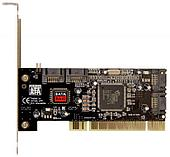 Контроллер ASIA SIL3114 (PCI, 4 порта SATA, RAID)