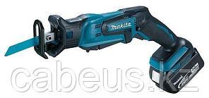 Пила сабельная Makita DJR185RME blue