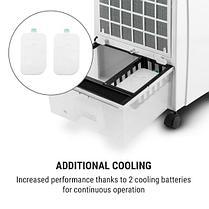 Воздухоохладитель CTR-1 v2 4-в-1 мобильный кондиционер 65 Вт с дистанционным управлением, фото 2