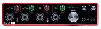USB аудиоинтерфейс Focusrite Scarlett 18i8 3GEN