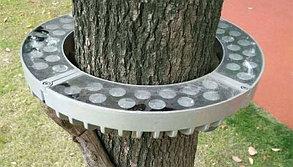 Светодиодный светильник для освещения деревьев 12Вт - Зеленый