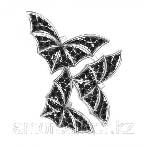 Брошь из серебра с фианитом  Pokrovsky  2701141-00205