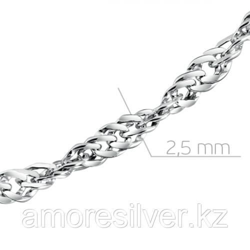 Серебряный браслет  Бронницкий ювелир 18 - есть комплект  81045022718
