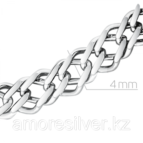 Браслет из серебра Бронницкий ювелир размеры 21  81090050121