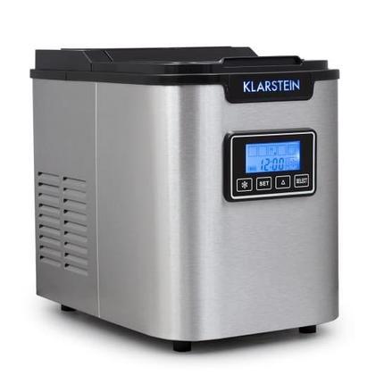 Льдогенератор Icemeister 12 кг / 24ч из нержавеющей стали, фото 2