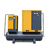 Винтовой компрессор APB-10A-500-AP, -1,1куб.м, 7,5кВт, AirPIK, фото 3