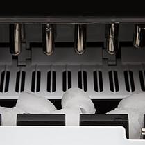 Льдогенератор Icemeister 12 кг / 24ч из нержавеющей стали, фото 3