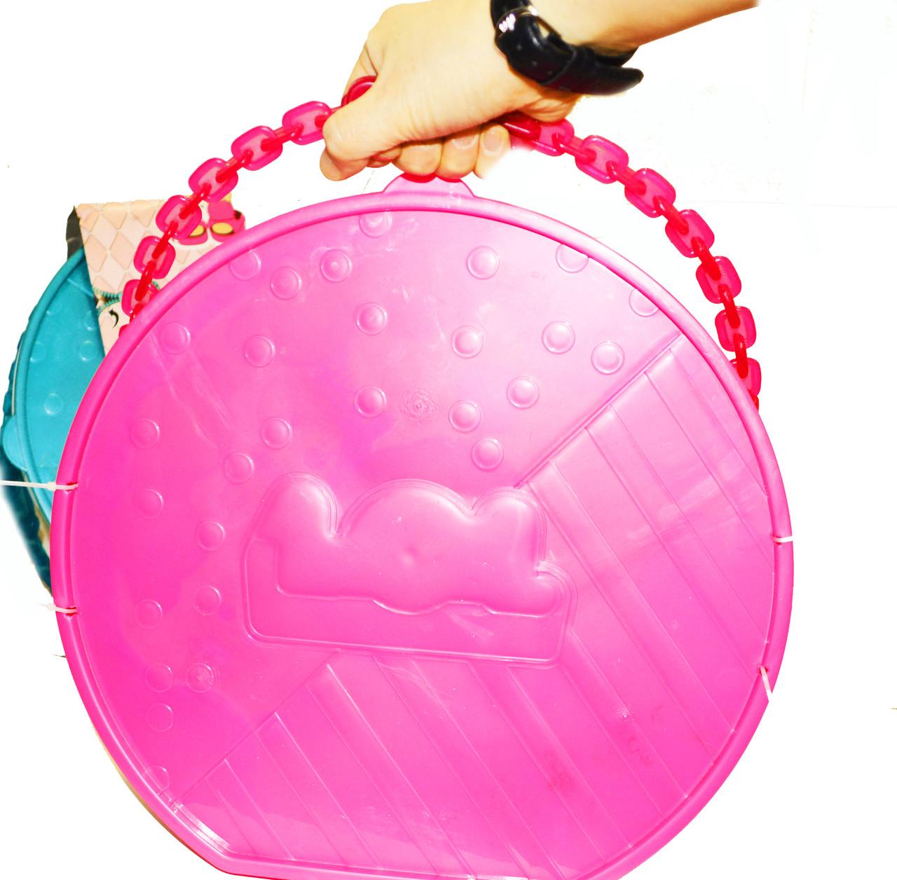 Большой шар сюрприз Big Lol Surprise кукла лол и аксессуары 45+ (series 38) в ассортименте - фото 5