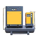Винтовой компрессор APB-15A-500-AP, 1,5 куб.м, 11кВт, AirPIK, фото 2