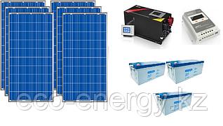 Автономная солнечная электростанция 2 кВт/ч - Комплект для Фермеров