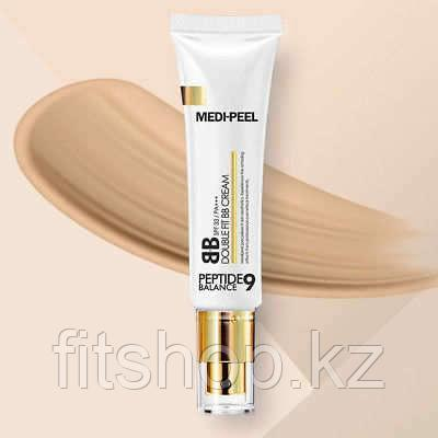 ВВ крем с пептидами Medi-Peel Peptide Double Fit BB Cream SPF33/PA+++