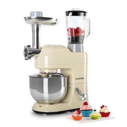 Кухонная машина Klarstein Lucia Morena 1200 Вт 1,6 л.с. 5л, фото 2