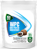 """Концентрат сывороточного белка """"Шоколад с кокосом"""" Fit Active  1000 гр"""