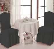 "Чехлы на стулья 1/2 ""BULSAN"", фото 8"