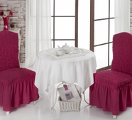 "Чехлы на стулья 1/2 ""BULSAN"", фото 9"