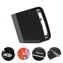 Bluetooth караоке-система DiscoFever LED TFT-экран CD USB, фото 2
