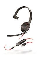 Проводная гарнитура Poly Plantronics Blackwire C5210, USB-A (207577-01), фото 1