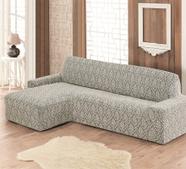 "Чехол на диван угловой, левосторонний KARNA ""MILANO"", жаккард, фото 2"